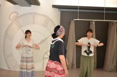 柏 ダンススタジオ フラダンス