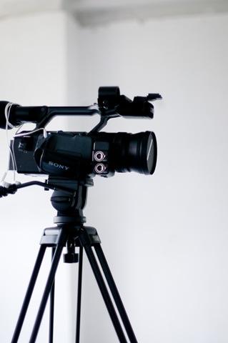 柏 レンタルスタジオ の ビデオカメラ