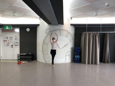 柏駅徒歩5分のバレエスタジオ 千春バレエスタジオ